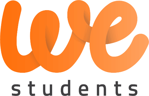 we student logo